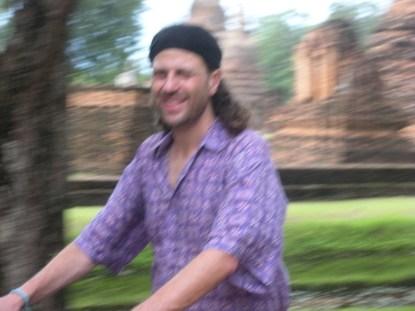Dan Brook in Thailand
